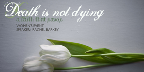 how to stop thinking about death and dying