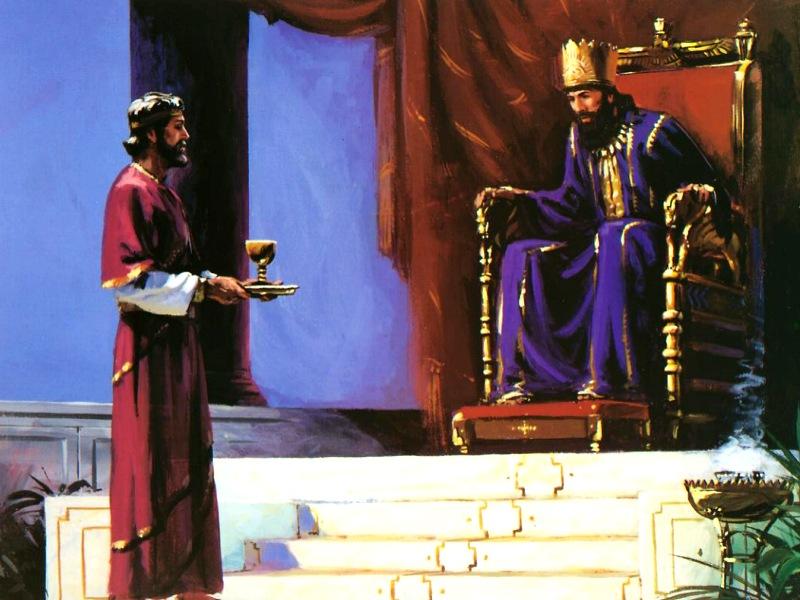 persian kings in ezra and nehemiah relationship